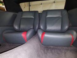 custom car interior