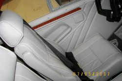 Cherokee Seat After