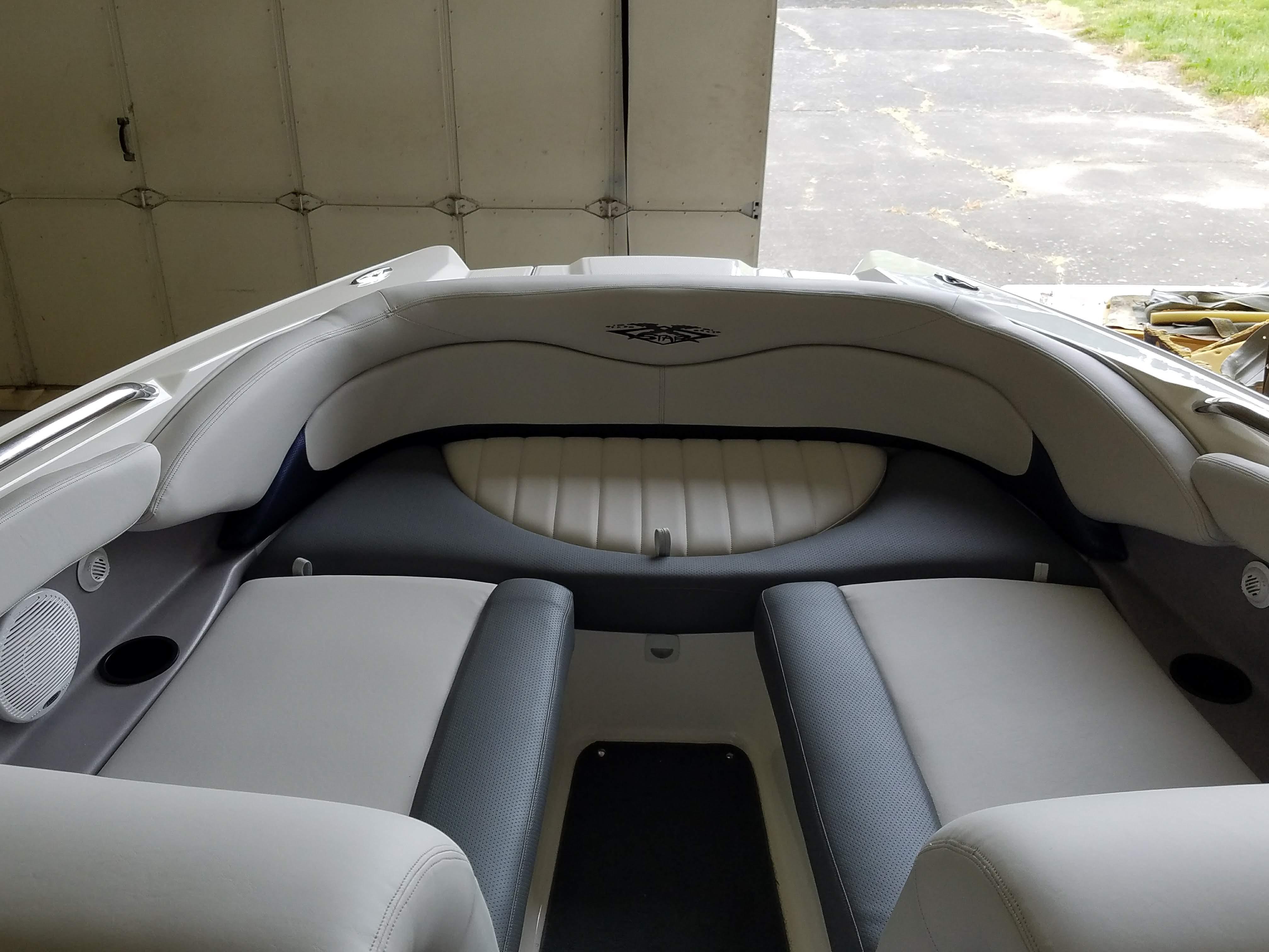 Custom Boat Seats