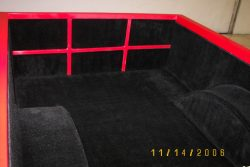 Studebaker Bed After