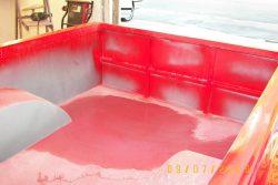Studebaker Bed Before