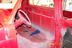 Studebaker Interior Before